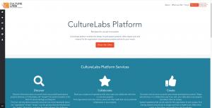 CULTURELABS website