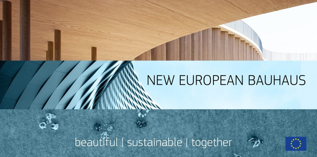 New European Bauhaus: moving from co-design to delivery